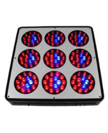 LGM Chrome 9-Spot LED Grow Light
