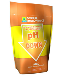 General Hydroponics pH Down Acid (Dry)