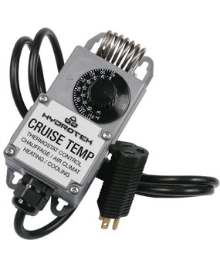 Cruise Temp Thermostat (Cooling & Heating)