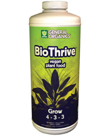 General Organics BioThrive Grow (4-3-3)