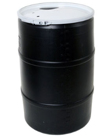 Active Aqua 55 Gallon Drum with Pre-Drilled Lid