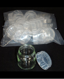 Tissue Culture Snap-on Lids for  Jars