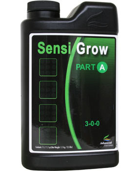 Advanced Nutrients Sensi Grow Part A + B
