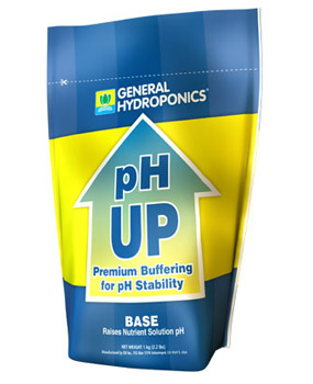 General Hydroponics pH Up (Dry)