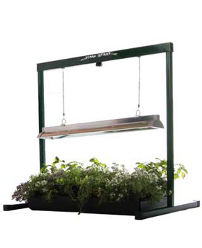 Hydrofarm T5 Jump Start Grow Light System - 24""