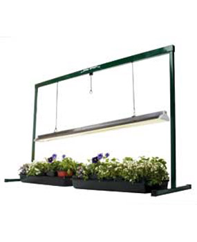 Hydrofarm T5 Jump Start Grow Light System - 48""