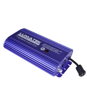 Lumatek Air Cooled Dimmable Ballast