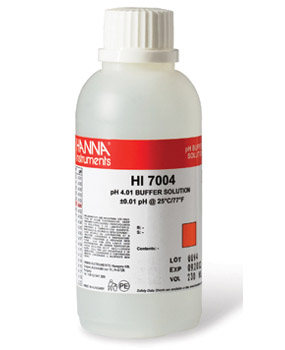 Hanna pH 4.01 Calibration Solution