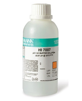 Hanna pH 7.01 Calibration Solution
