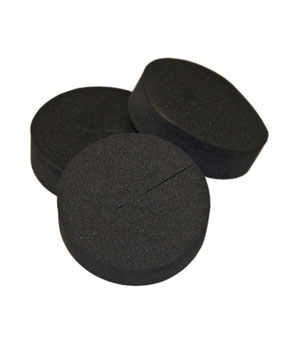 Assorted Black Neoprene Inserts
