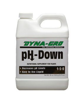 Dyna-Gro PH Down